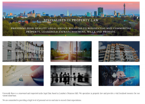 unsworth rose solicitors london